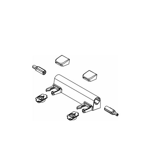 Kohler 1150464 55 Innocent Blush Eb Hinge Kit For