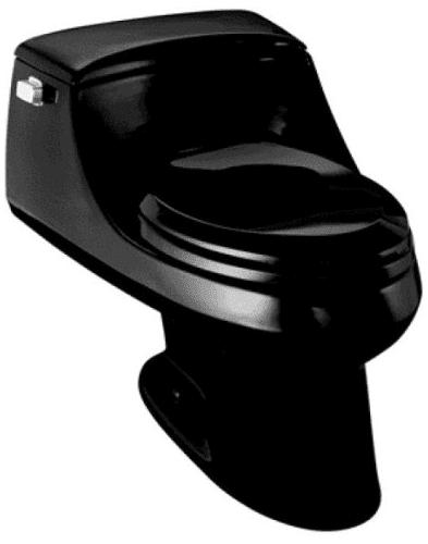 Kohler K 3466 San Raphael One Piece Elongated Toilet With
