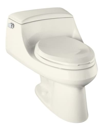Kohler K 3466 San Raphael One Piece Elongated Toilet With