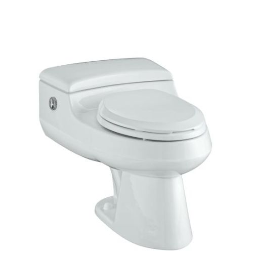 Kohler K 3393 San Raphael Comfort Height Elongated One Piece Toilet ...