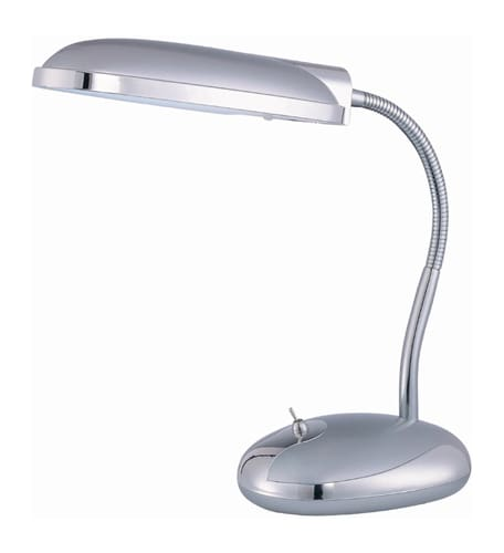 chrome fluorescent desk lamp products on sale. Black Bedroom Furniture Sets. Home Design Ideas