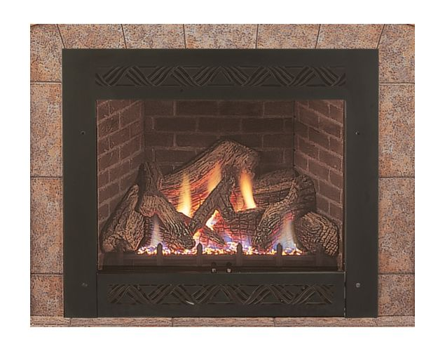 Majestic LX32DVN 32 Natural Gas Direct Vent Fireplace