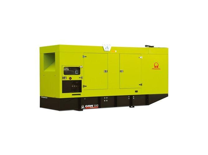 Pramac GSW510M-480 N/A GSW 480V 407.6 kW Commercial Diesel Generator