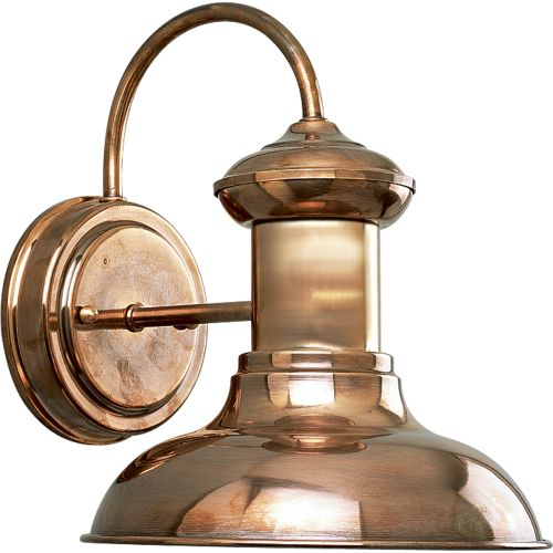 Progress Lighting P5721 Copper Contemporary / Modern 1