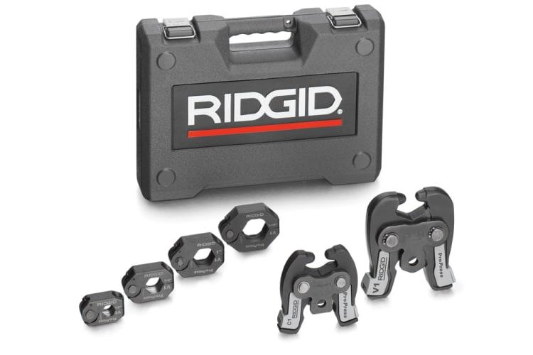 Ridgid 28048 ProPress V1 / C1 Combo ProPress Ring Kit.  Standard