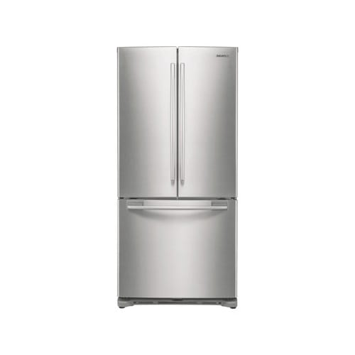 Samsung RF217ACPN Stainless Platinum 20 Cubic Foot French Door Energy