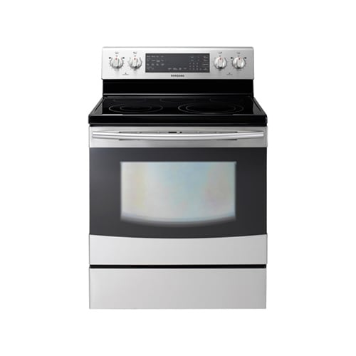 Samsung NE595R1ABSR Stainless Steel 5.9 Cu. Ft. Electric Free