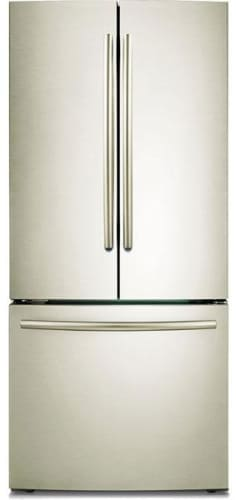 Samsung RF220NCTASP Stainless Platinum 21.6 Cu. Ft. French Door