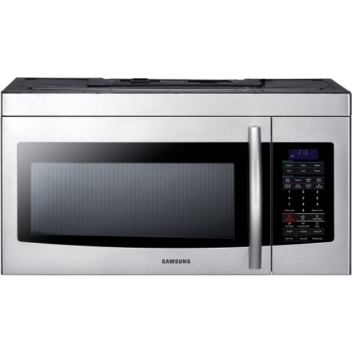 Samsung Smh1713s 1 7 Cubic Foot Over The Range Microwave