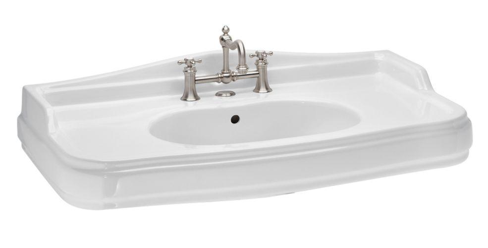 ... Old Antea Grande Console or Pedestal Sink ~ Bathroom Pedestal Sinks