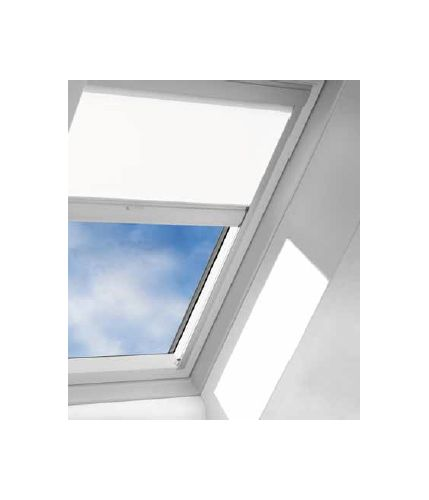 Velux RSC-3046-1850 Yellow RSC Yellow Solar Powered Light Filtering Blinds for Velux FS Series Skylights RSC-3046-1850