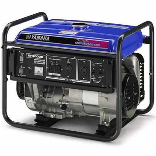 Watt portable generator products on sale for Yamaha generator ef3000is