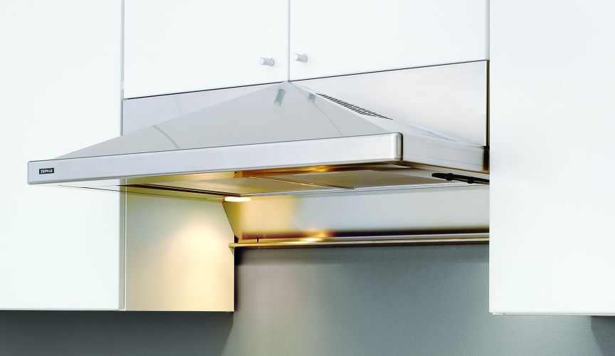 Zephyr zpy e30a stainless steel 30 034 under cabinet pyramid range