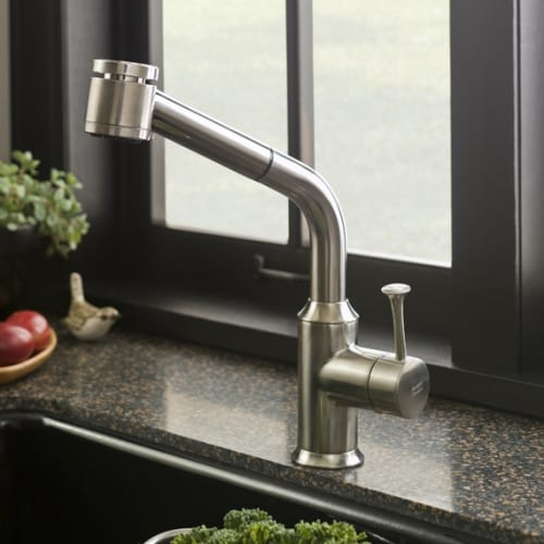 American Standard 4332.100 Pekoe Collection Kitchen Faucet