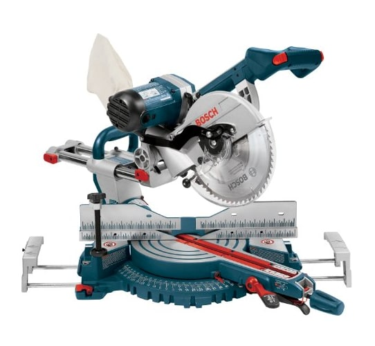 Bosch 4310 10 inch Dual-Bevel Slide Miter Saw