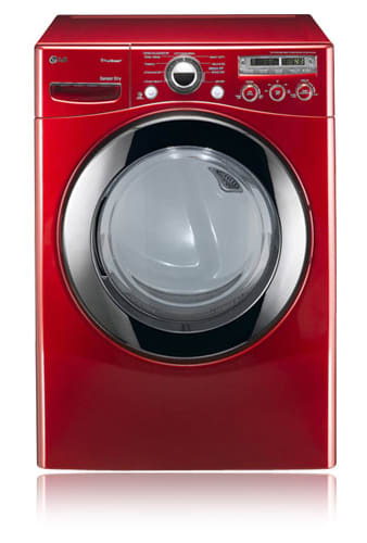LG DLEC855 Compact Electric Condensing Dryer