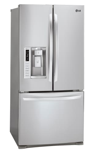 LG LFX25978 24.9 Cubic Feet French Door Refrigerator