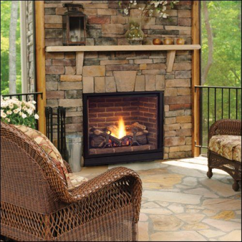 Majestic 400DVBLNSC7 Direct Vent Natural Gas Fireplace