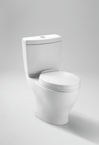 Toto CST412MF.10 Aquia Dual Flush Elongated Toilet