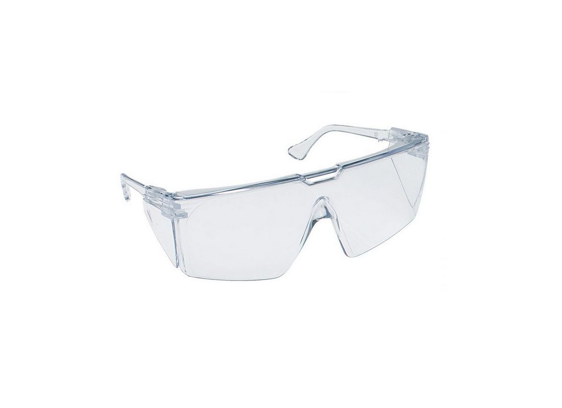 3M 91111 80024T Clear Lens Eyeglass Protector Safety Glasses