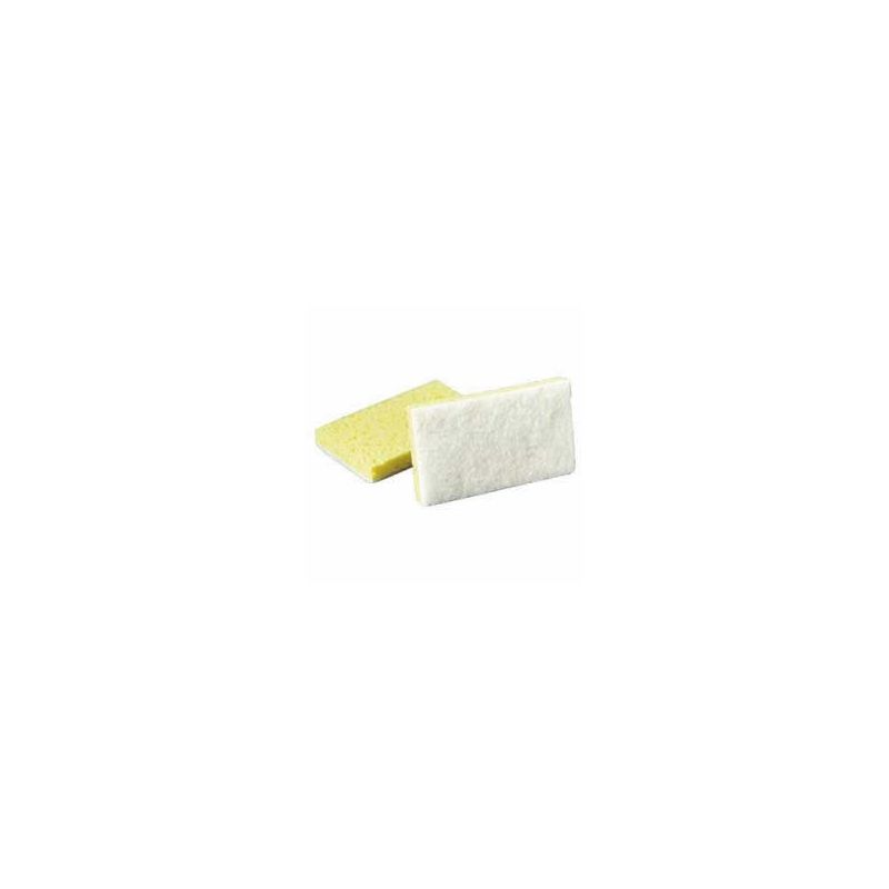 3M 08251 Scotch Brite Light Duty Scrub Sponge 63 20Case