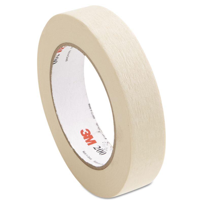 3M MMM04801153465 200 Masking Tape 24 mm x 55 M
