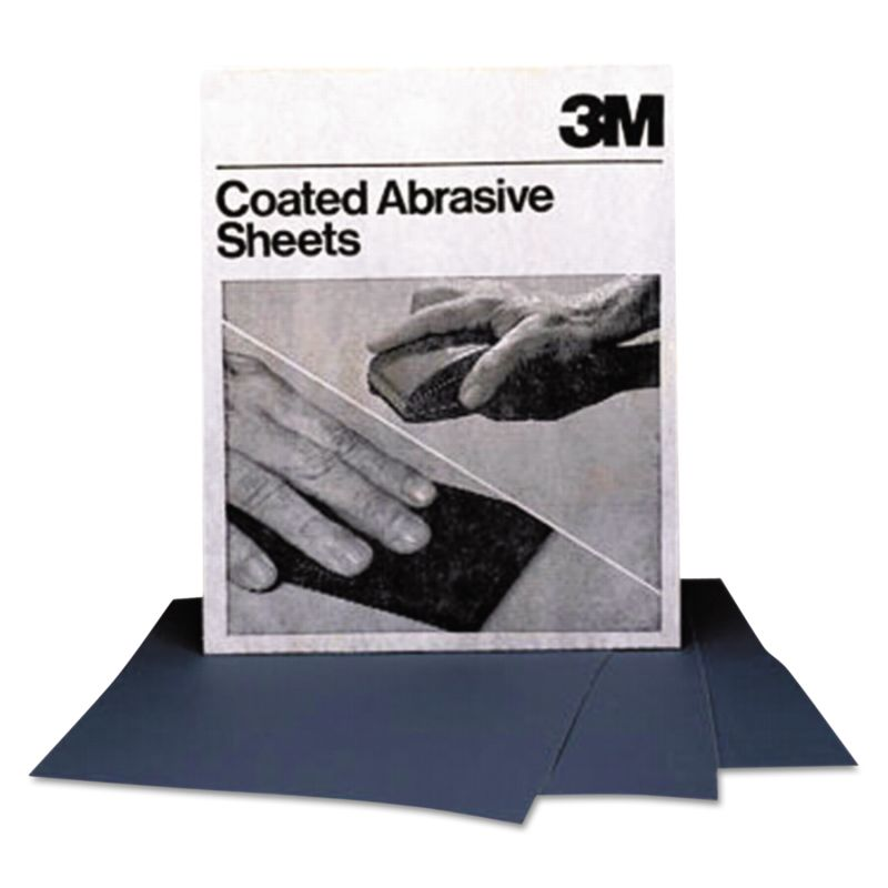 3M MMM05114402000 Wetordry Tri M Ite Coated Paper Sheets 50 Sheets