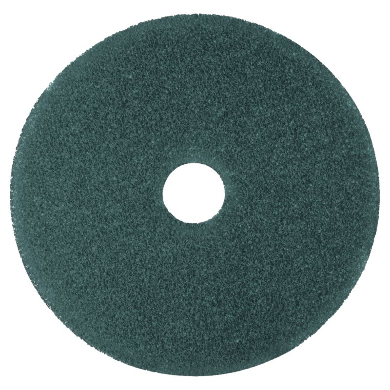 3M MMM08405 Cleaner Floor Pad 5300 12 Blue 5 Count