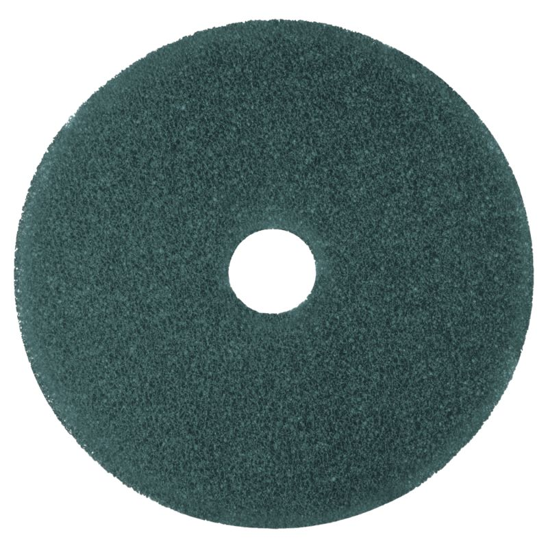 3M MMM08413 Cleaner Floor Pad 5300 20 Blue 5 Count
