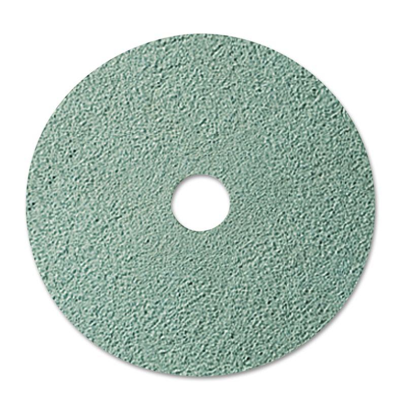 3M MMM08753 Burnish Floor Pad 3100 20 Aqua 5 Count