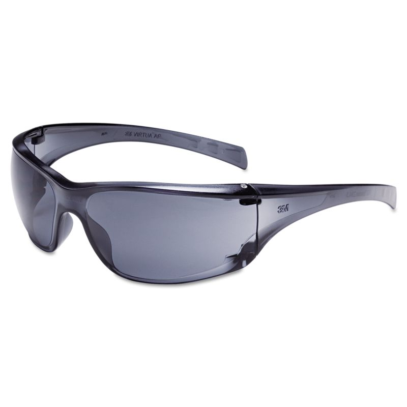 3M MMM118150000020 Virtua AP Protective Eyewear Gray Frame and Lens 20Carton