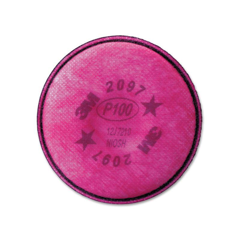 3M MMM2097 Particulate Filter 209707184P100 Nuisance Level Organic Vapor Reli