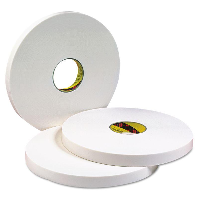 3M MMM2120006455 4016 Double Coated Urethane Foam Tape 1 In x 36 Yd