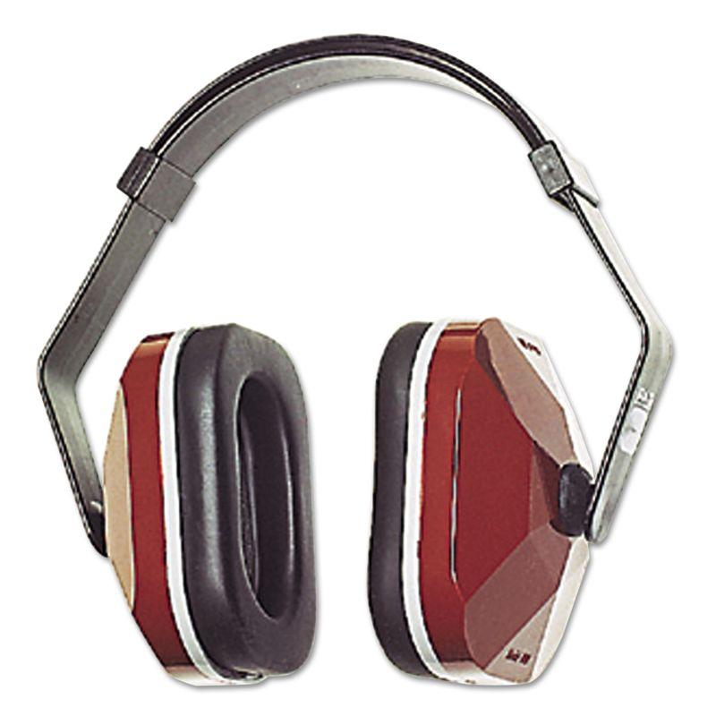 3M MMM3303001 E A R Model 1000 Earmuffs 20 NRR MaroonBlack