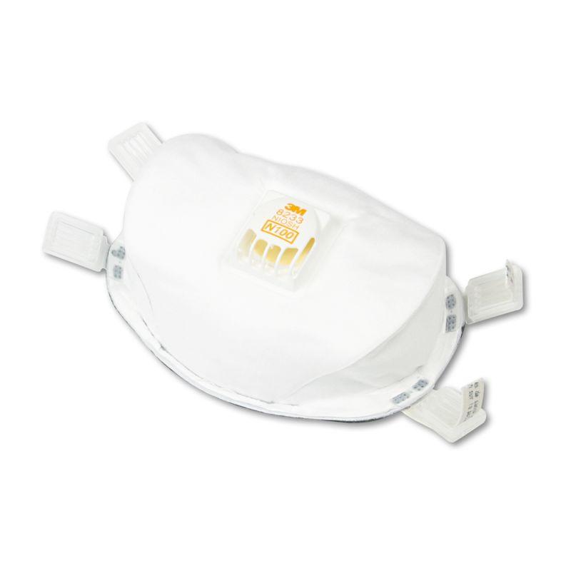 3M MMM8233 N100 Particulate Respirator
