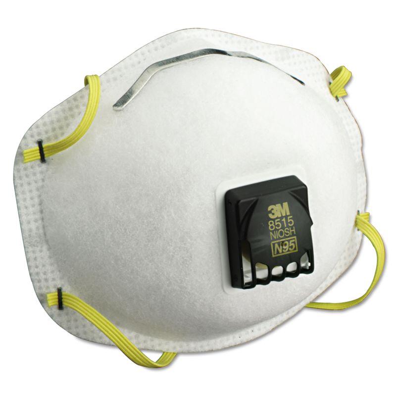 3M MMM8515 Particulate Welding Respirator 8515 N95 10Box