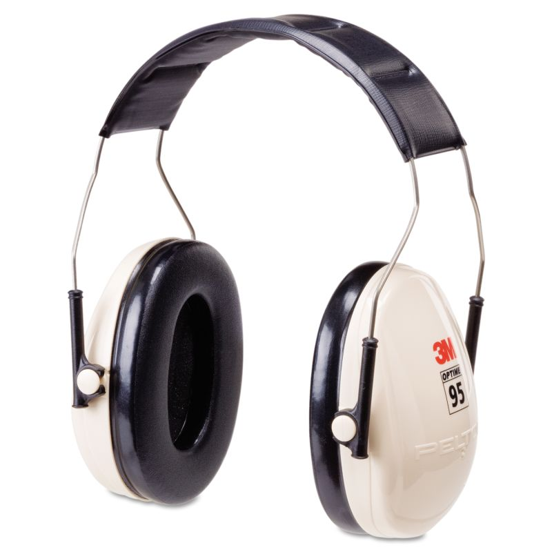3M MMMH6AV ER H6AV Optime 95 Earmuffs Low Profile
