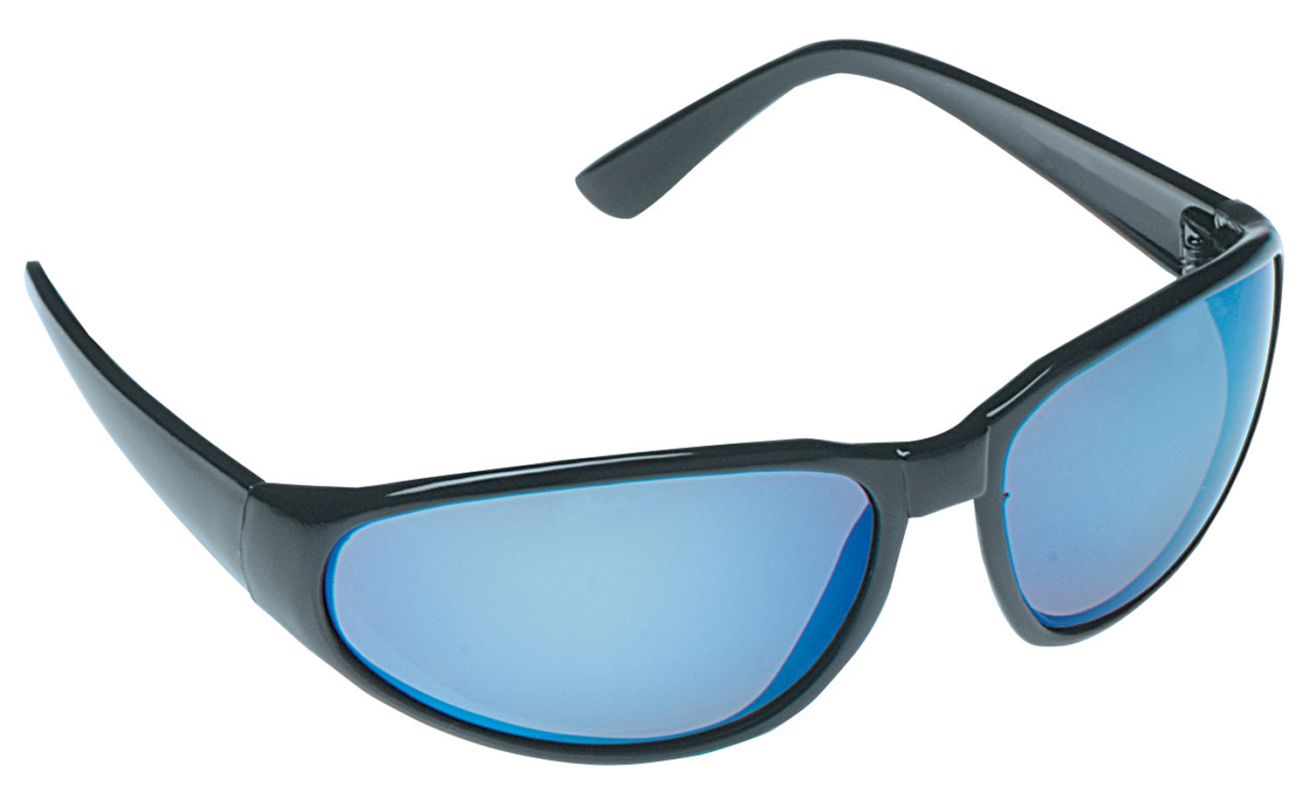 3M 90763 80025T Ice Blue Safety Glasses