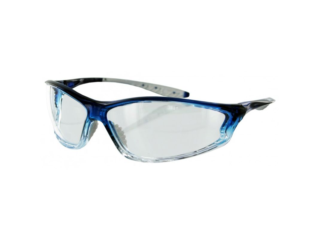 3M 90596 00000T Blue Safety Glasses