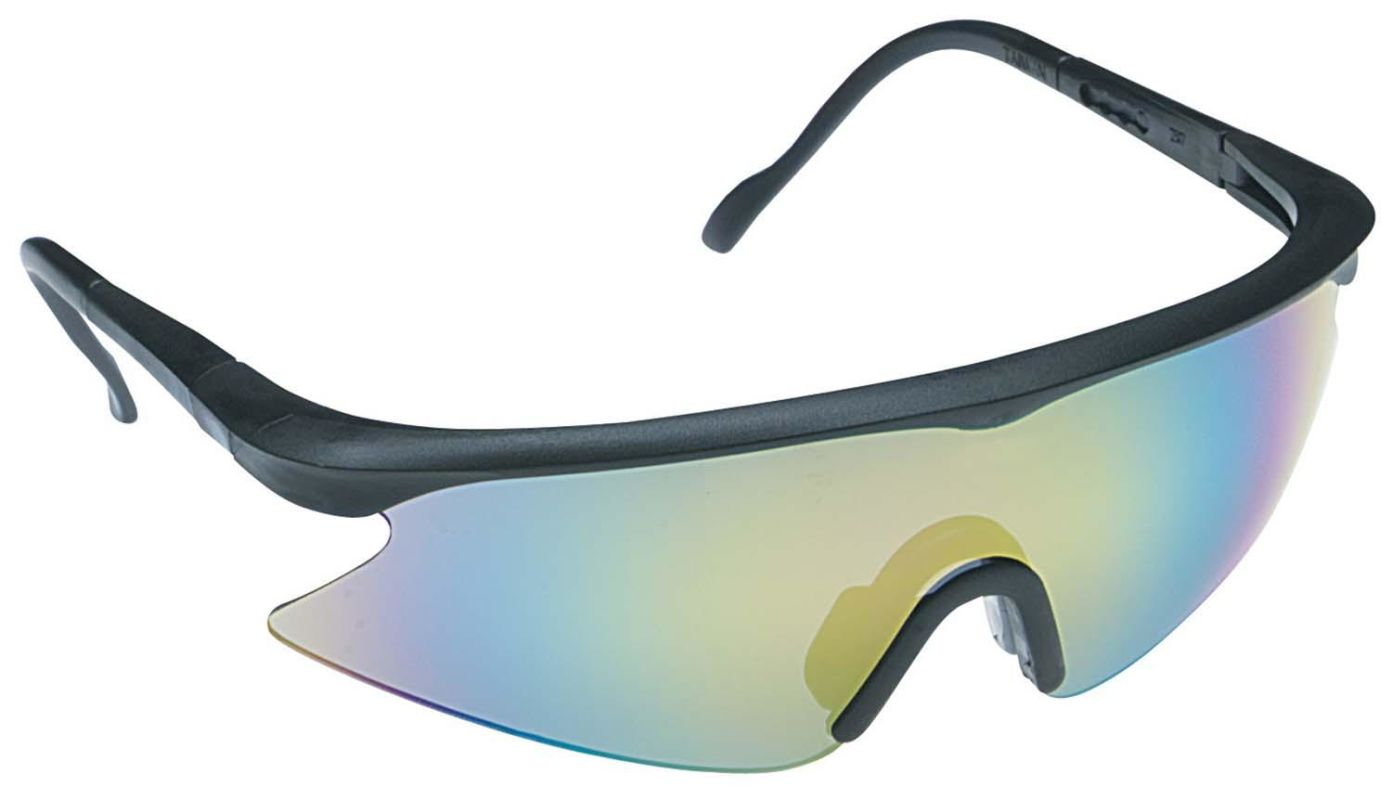 3M 90786 80025T Landscaper Mirror Safety Glasses