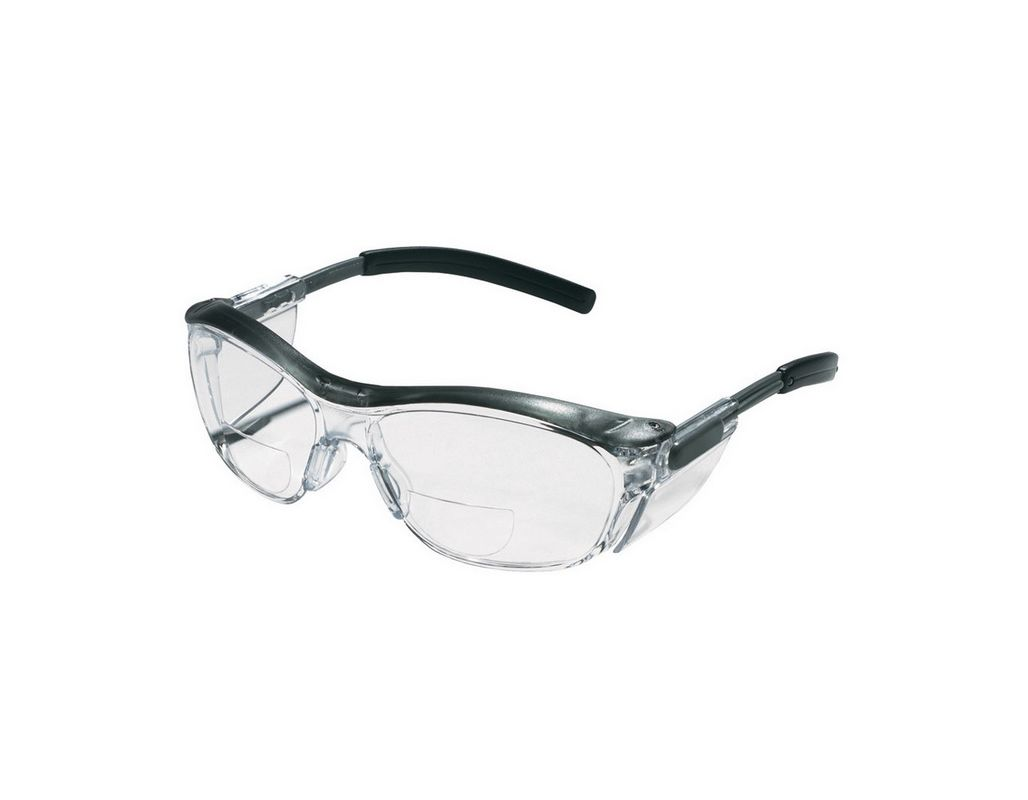 3M 91191 Clear Lens Magnification Safety Reader Safety Glasses