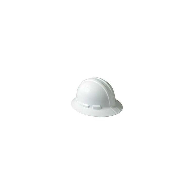 3M 91280 80025T White XLR8 Full Brim Pro Ratchet Hard Hat
