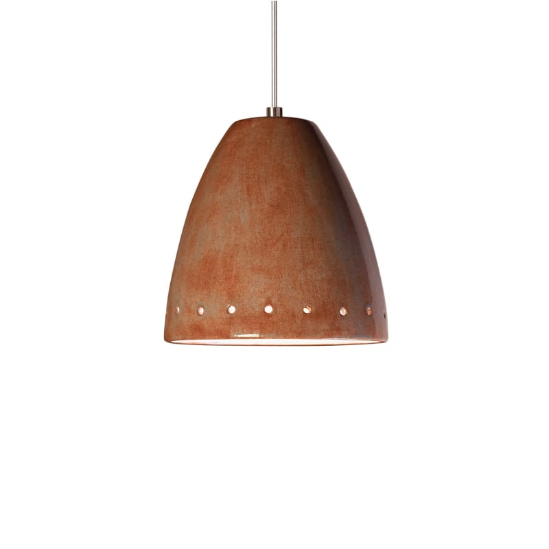 A19 LVMP02 Realm One Light Mini Pendant from the Studio Collection