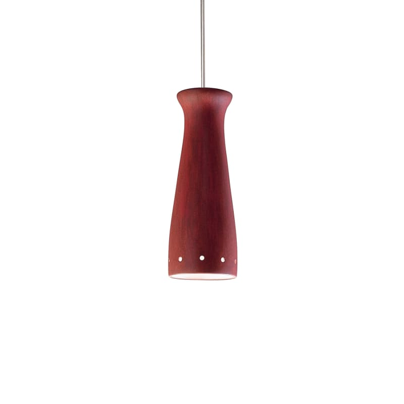 A19 LVMP07 Pilsner One Light Mini Pendant from the Studio Collection