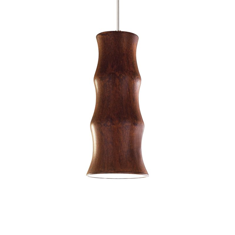 A19 LVMP08 Chambers One Light Mini Pendant from the Studio Collection