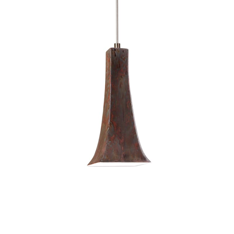 A19 LVMP14 Contemporary Ceramic Pendant Light Eiffel Downlight from the Studio