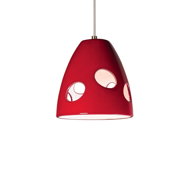 A19 LVMP16 Milano One Light Mini Pendant from the Studio Collection