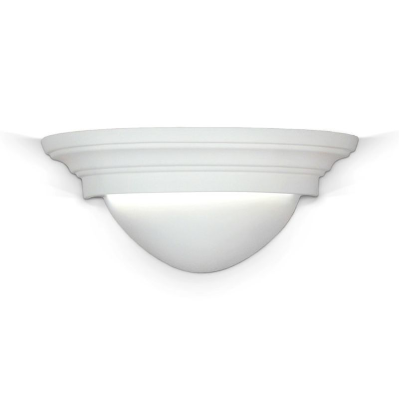 A19 101ADA Minorca One Light Wall Sconce from the Islands of Light Collection