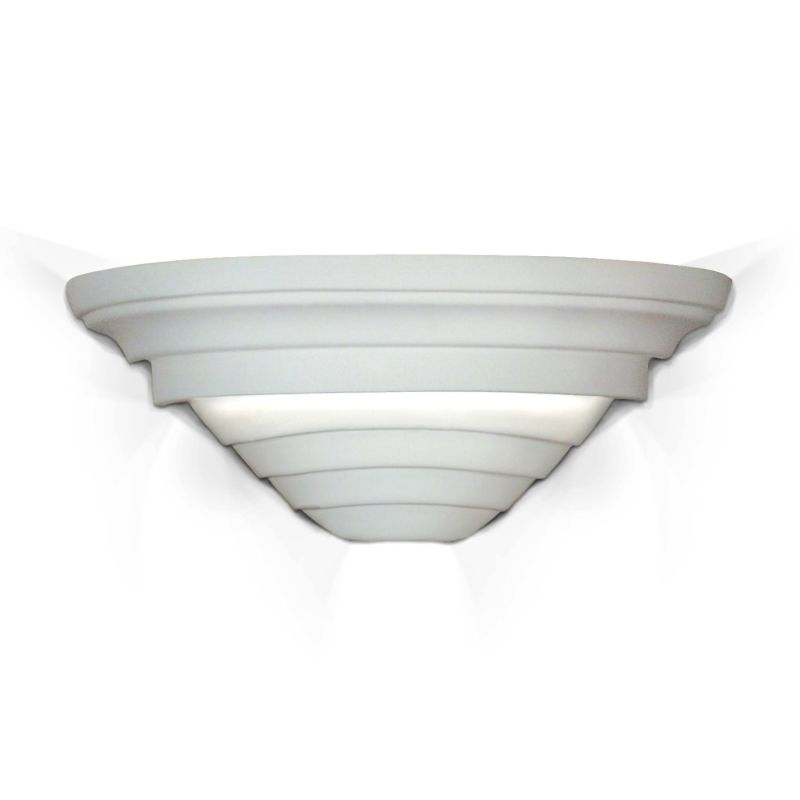 A19 106 Two Light 165 Wide Bathroom Fixture from the Islands of Light Collecti