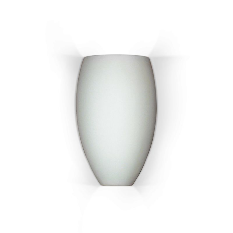 A19 1502 Aruba One Light Wall Sconce from the Islands of Light Collection